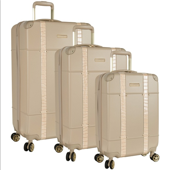 Vince Camuto Kerrie 3pc Hardside Spinner Luggage